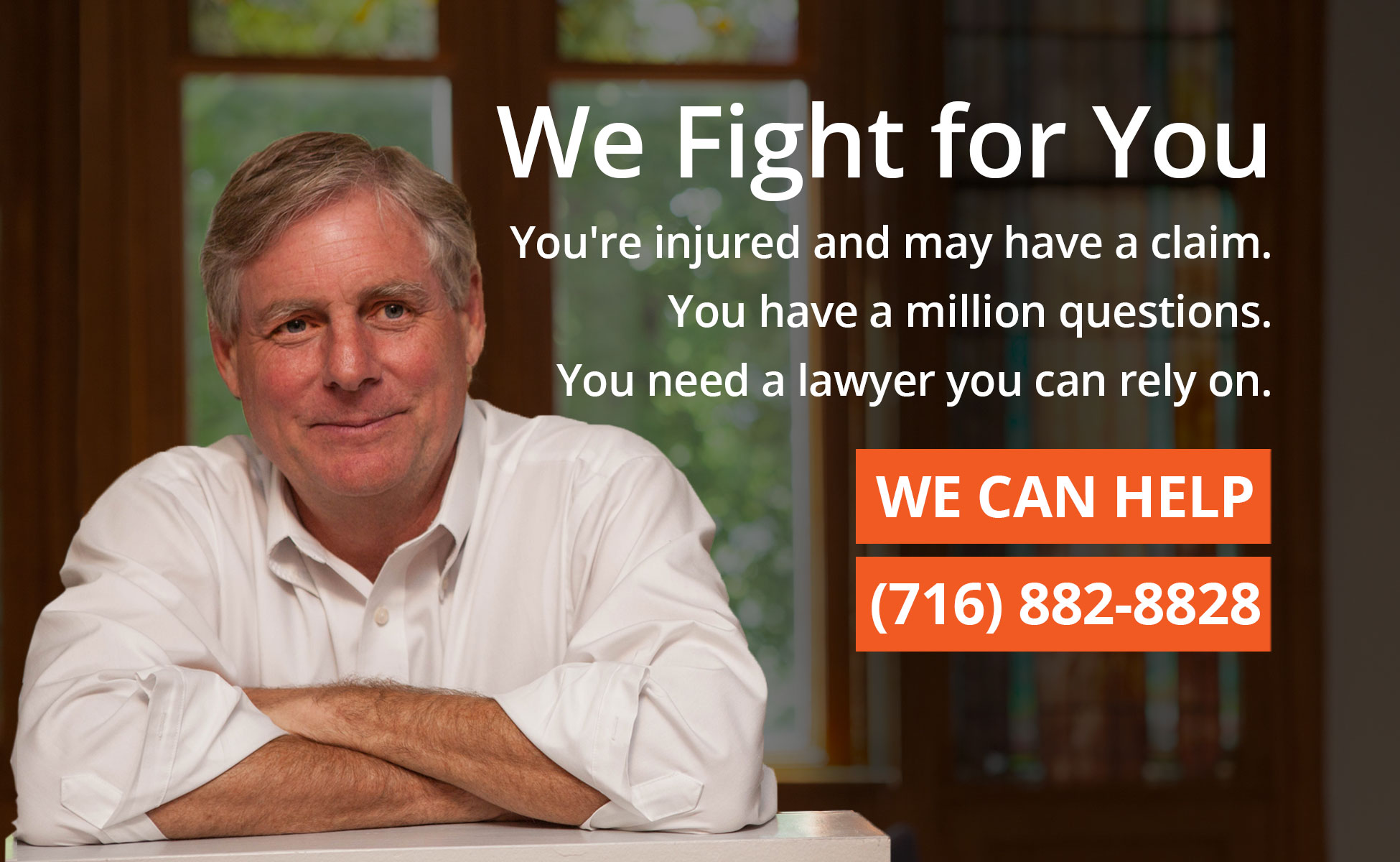 Call Multerer Law Firm at 716-882-8828